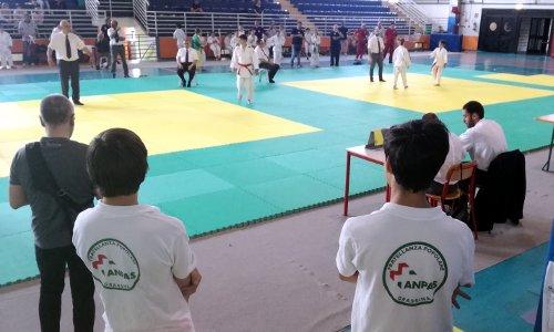 Servizio sanitario Torneo di Judo