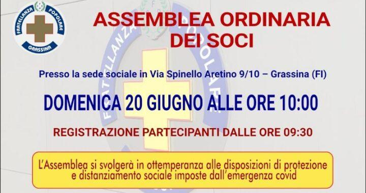 banner assemblea ordinaria 2021