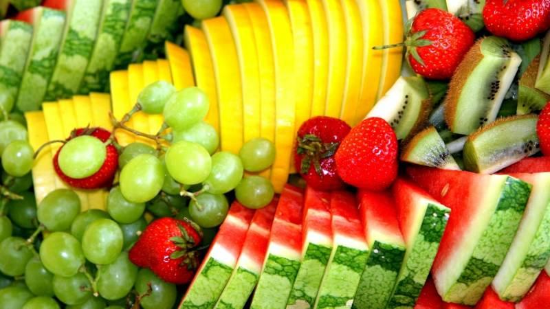 frutta estiva mista